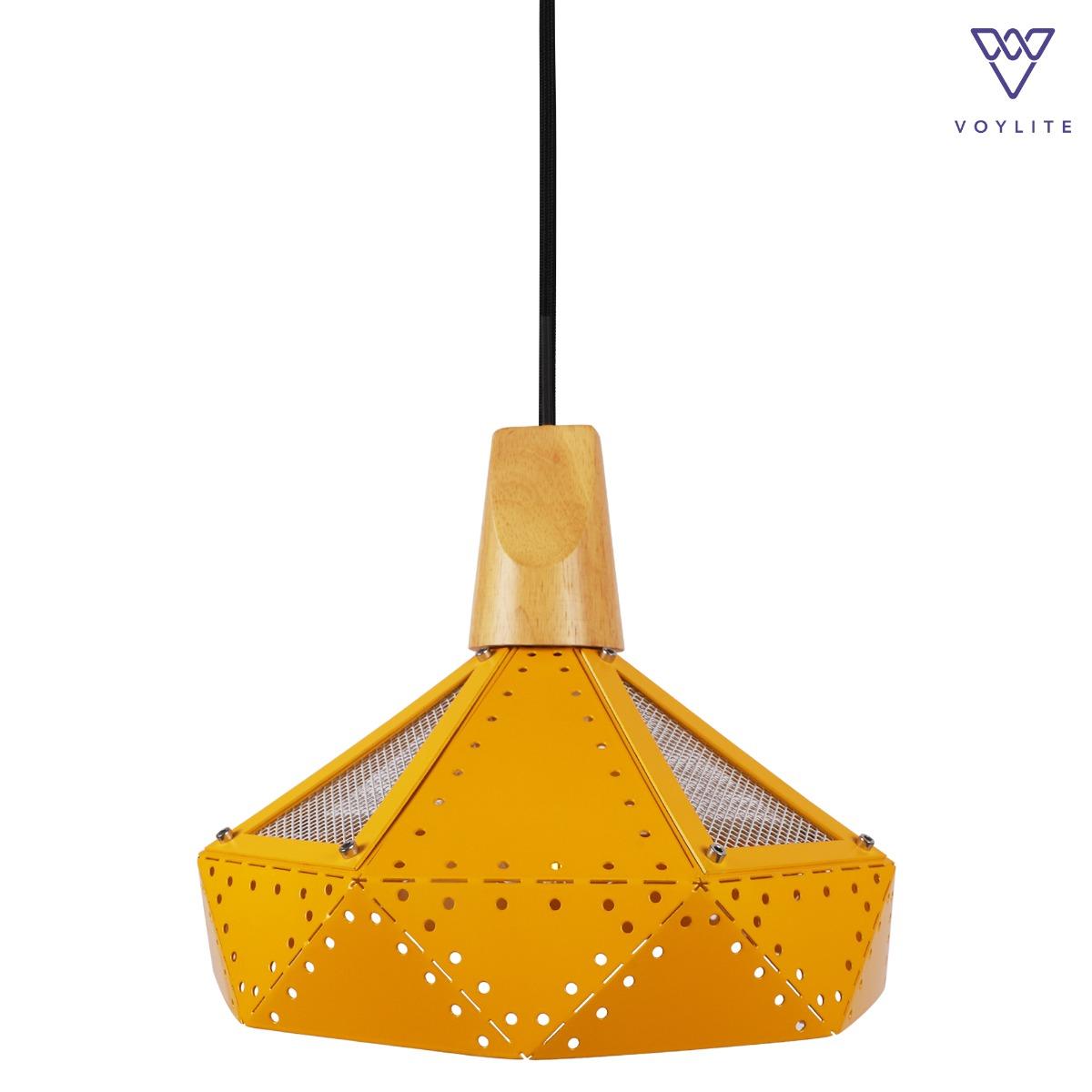 Alair Yellow Pendant