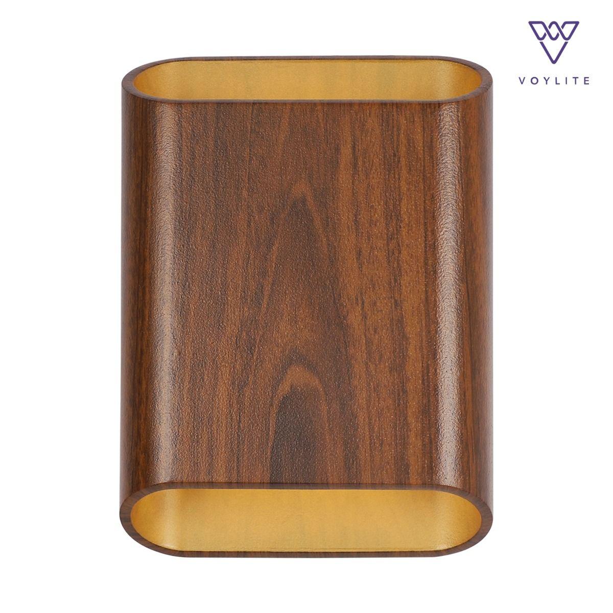 Mallie Wood Wall Lamp