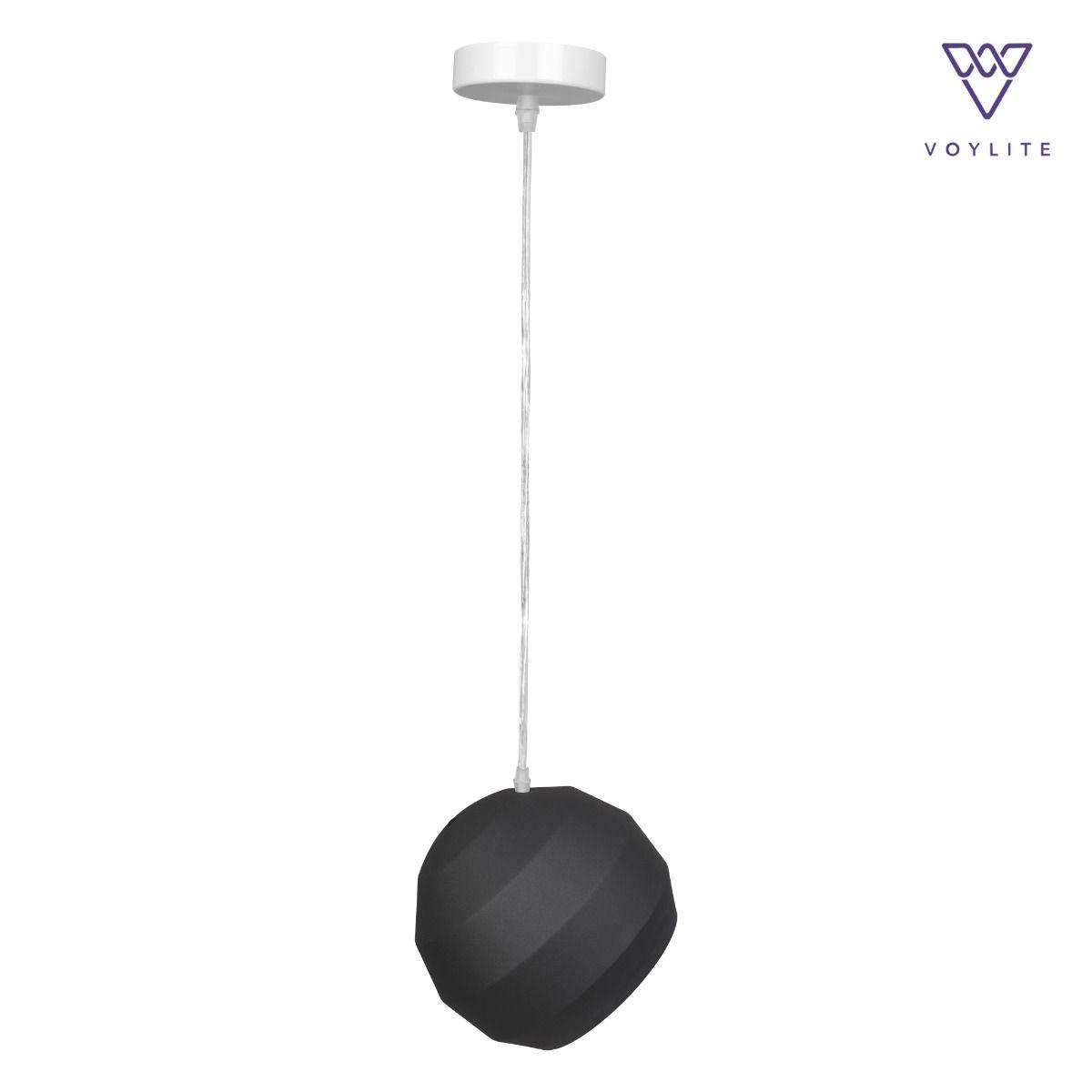Pitch Black Pendant