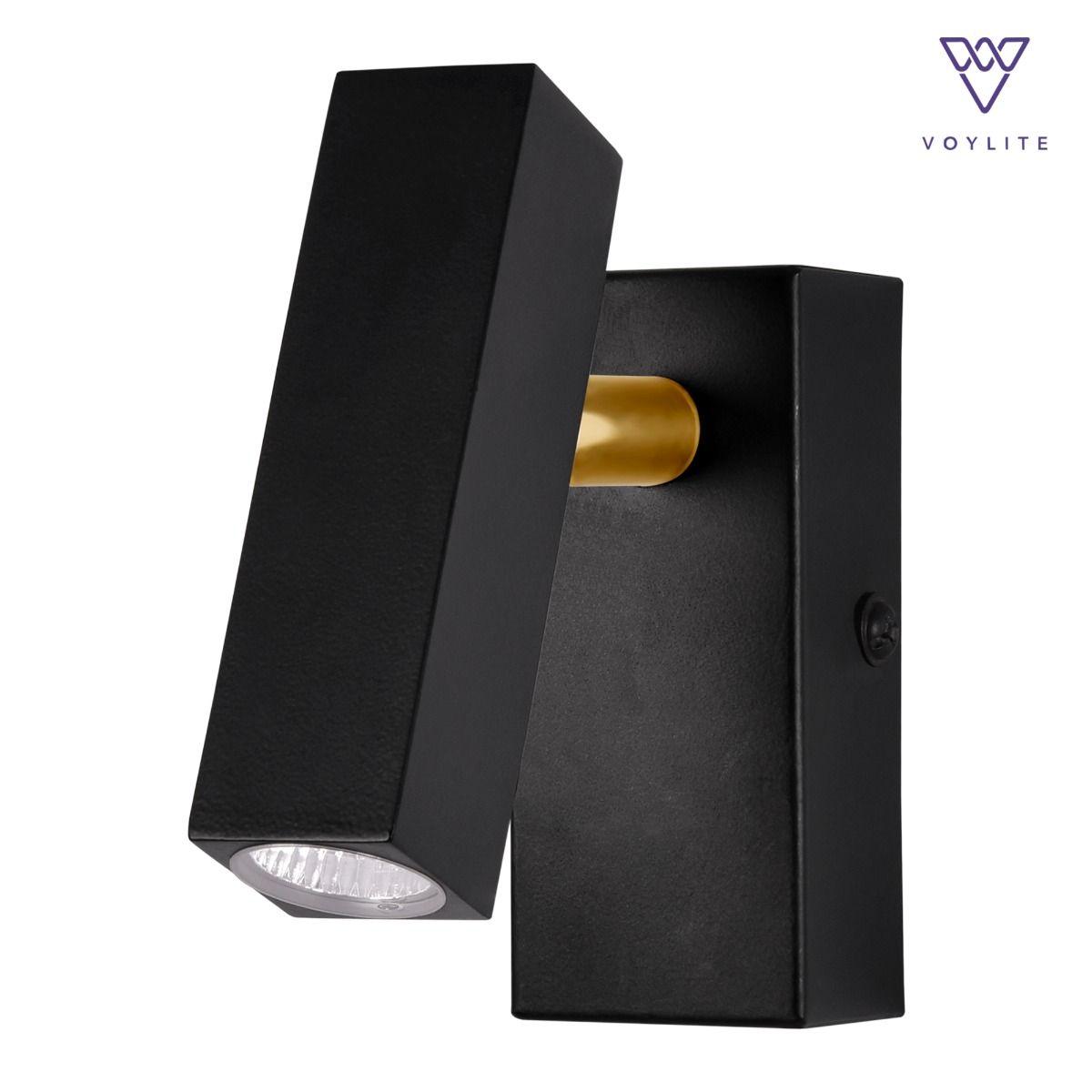 Robo Black Wall Lamp ( S )