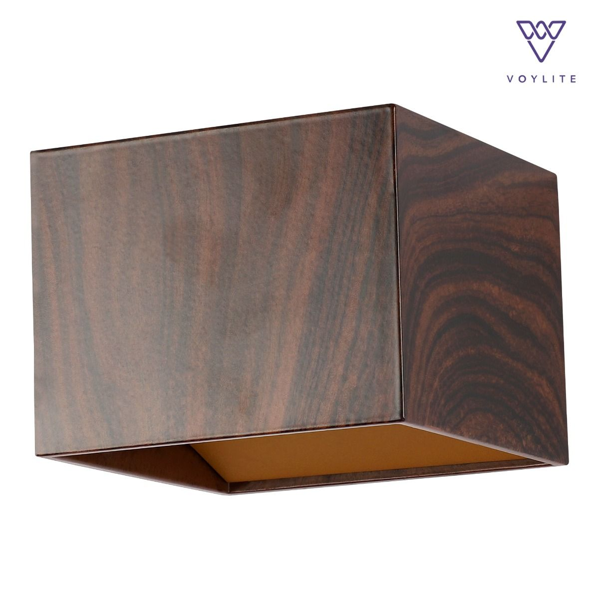 Kubu Wood Wall Lamp
