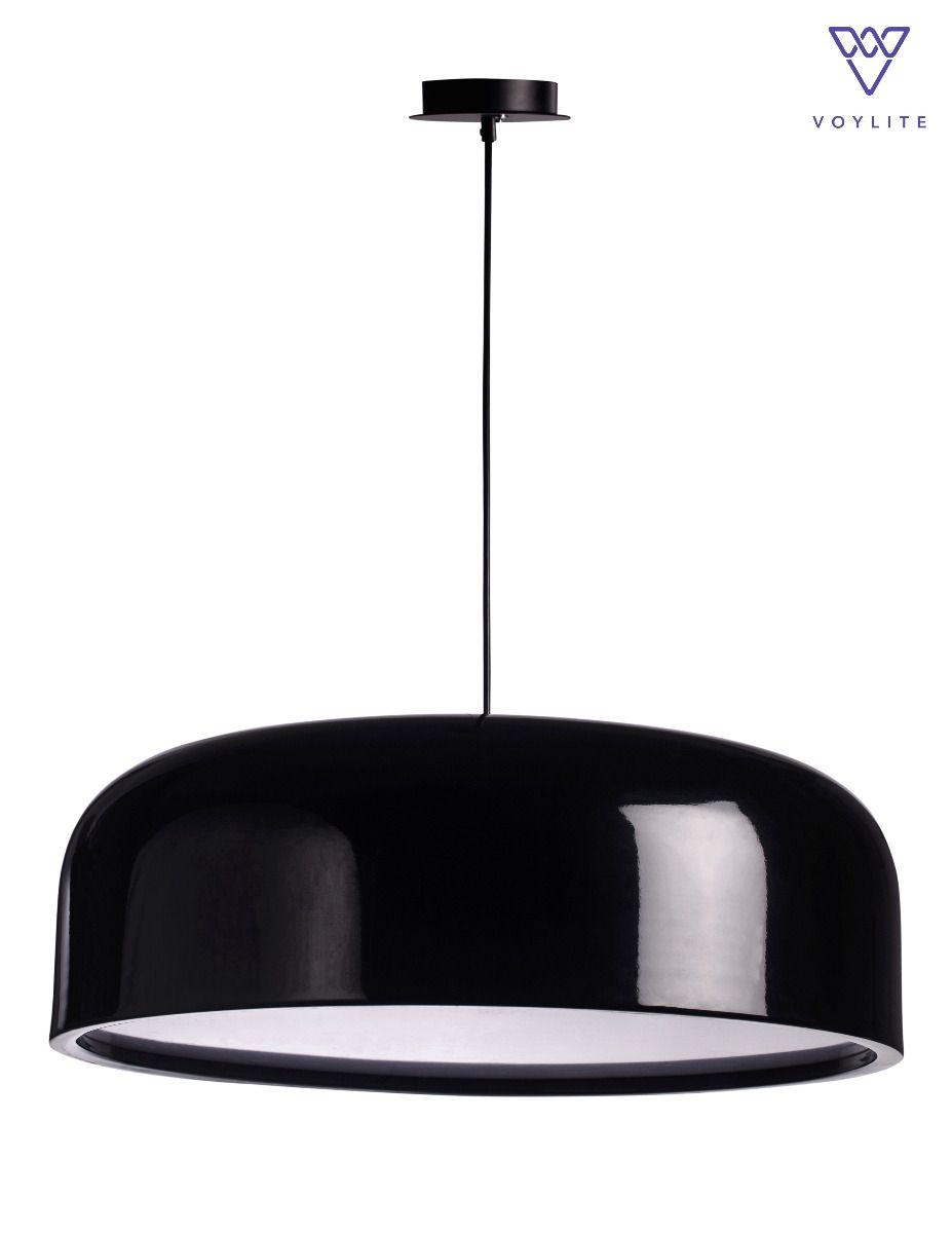 Audra Black Pendant