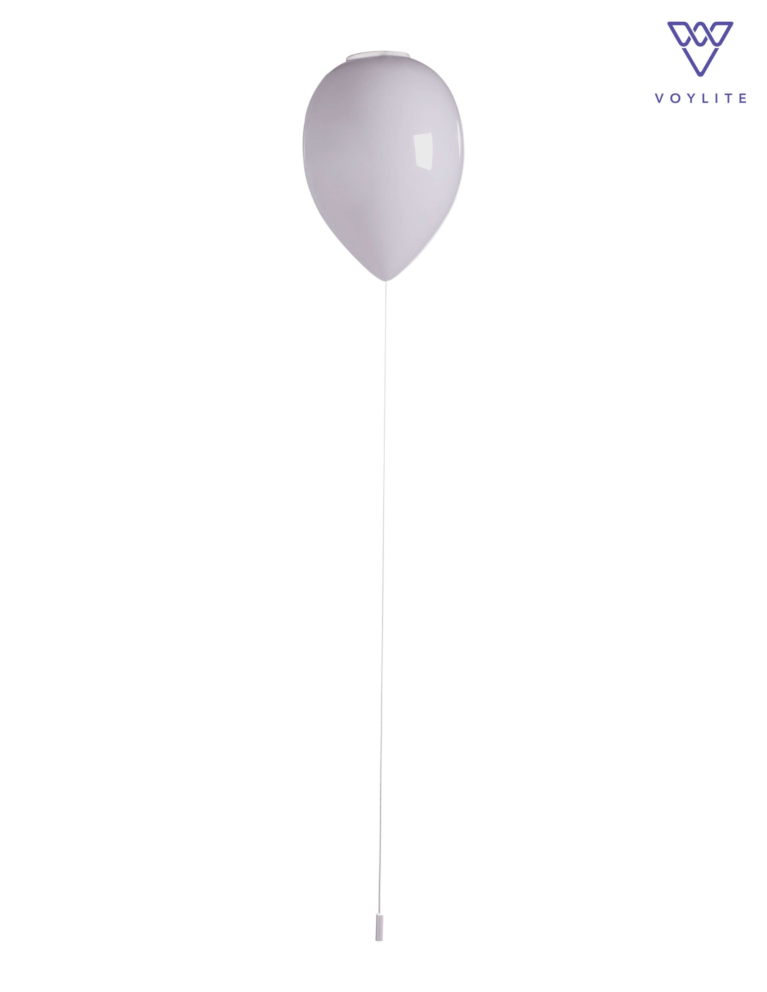 Titan White Balloon Light (R)