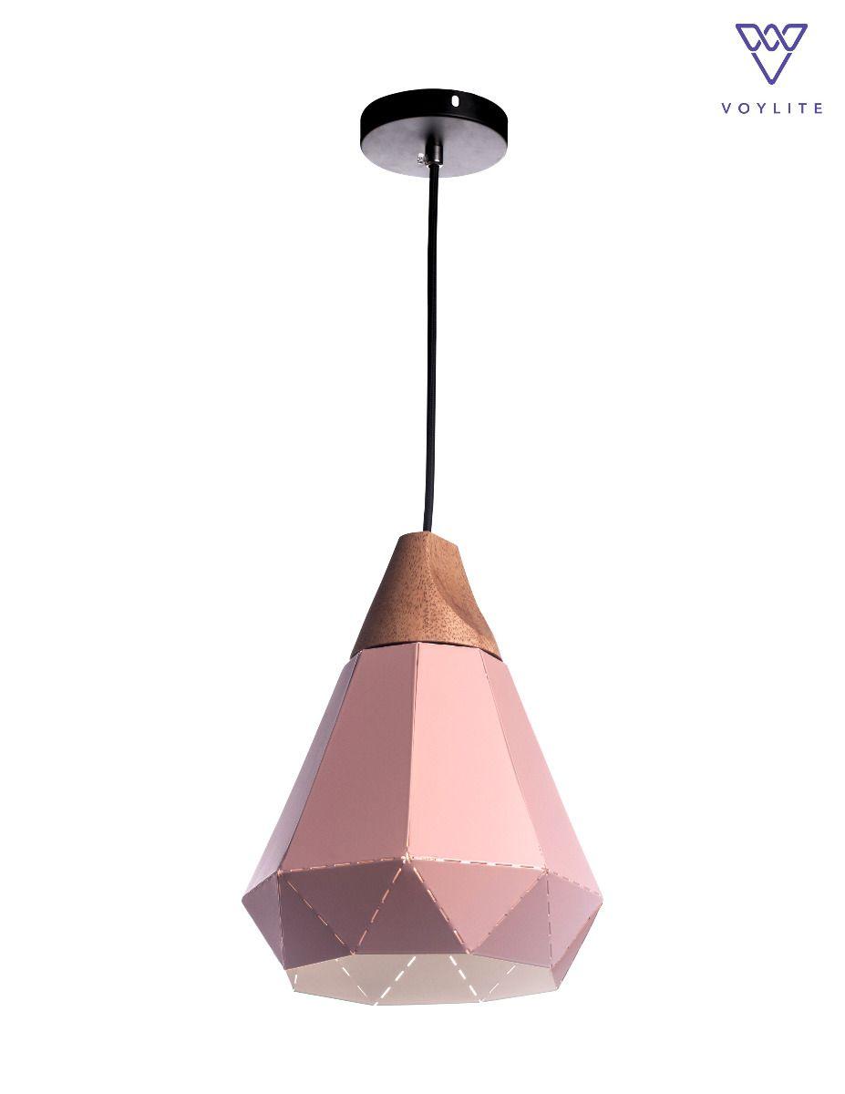 Alair Pink Pendant