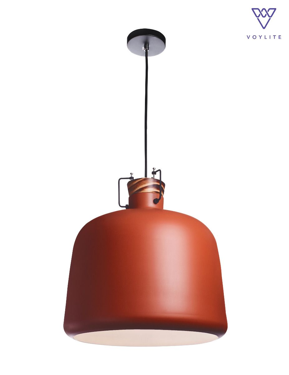 Audentia Brown Pendant