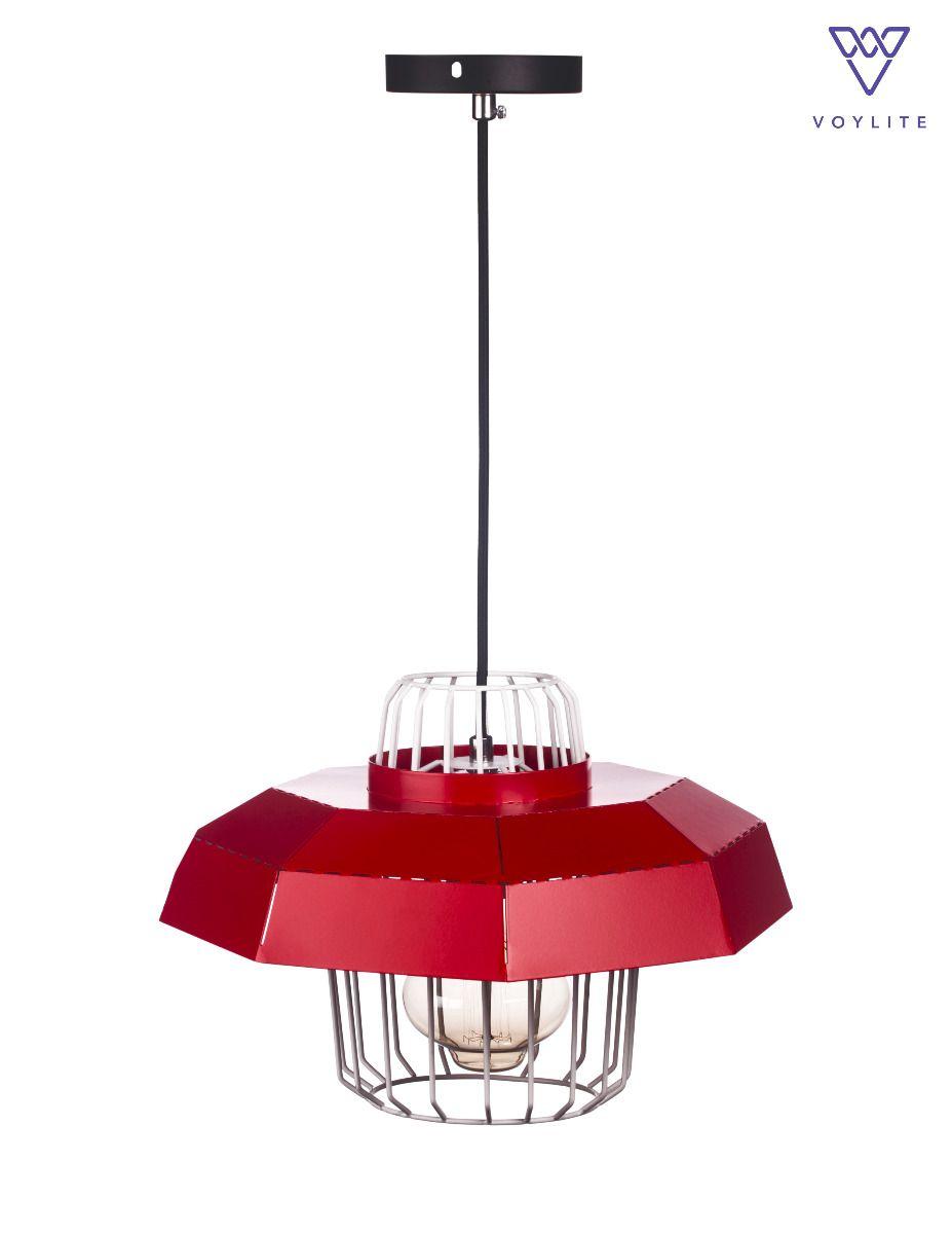 Gloria Red Pendant