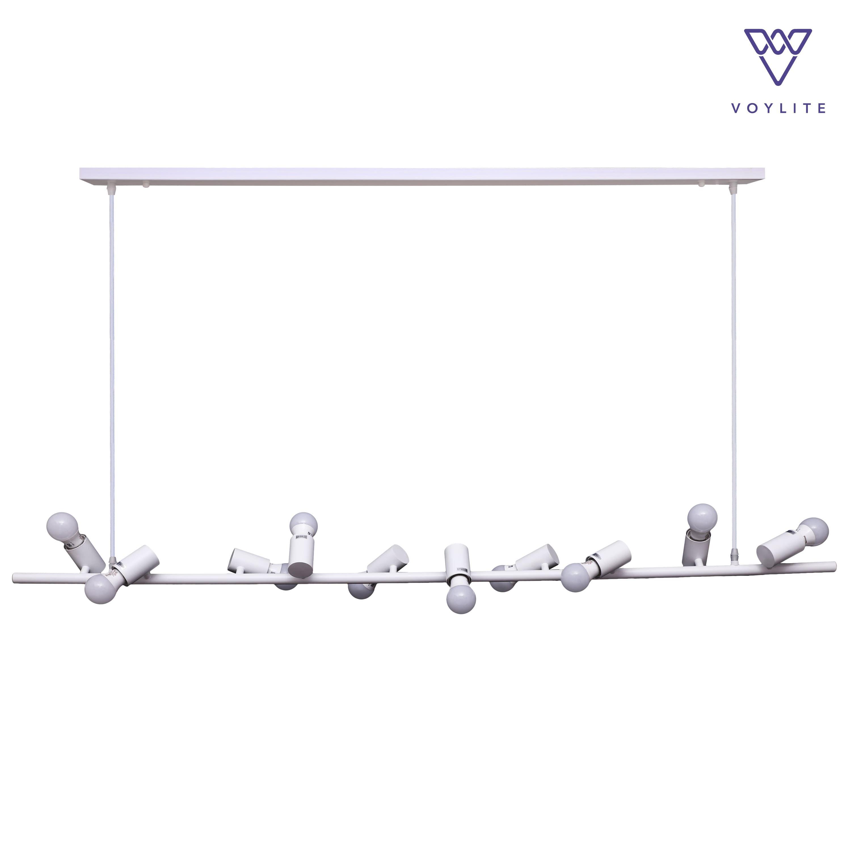 Linio White Track Light