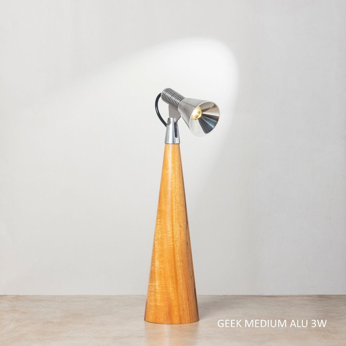 Geek M ALU 3W Table Lamp
