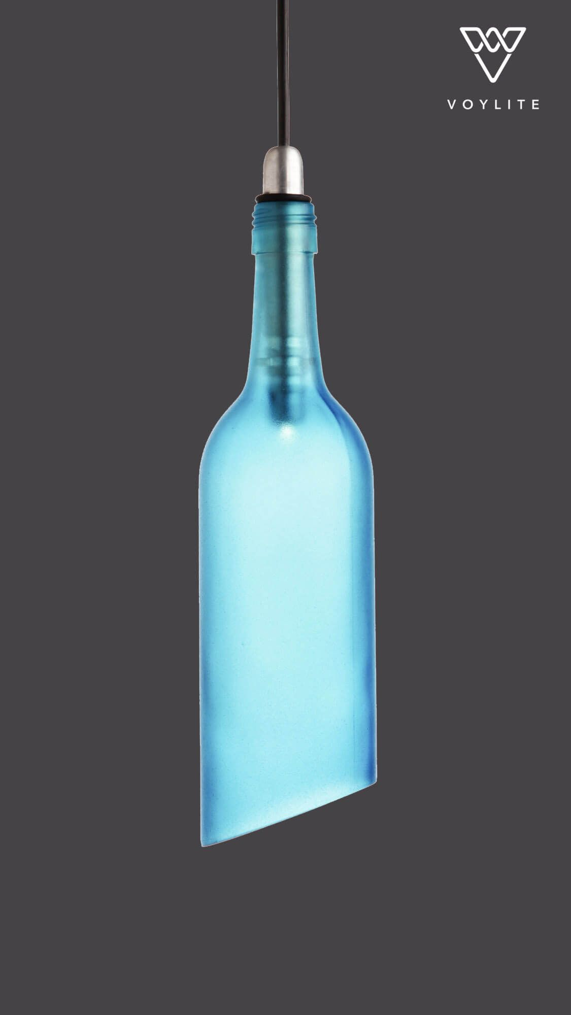 Grappa Blue 1W Pendant