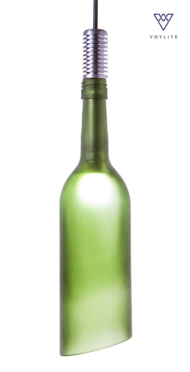 Grappa Green 1W Pendant