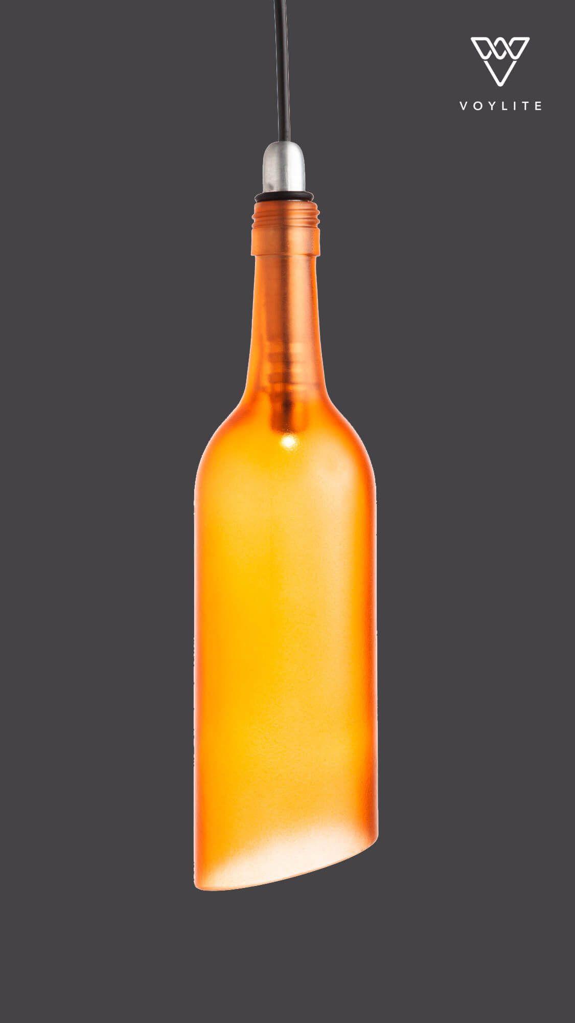 Grappa Orange 1W Pendant