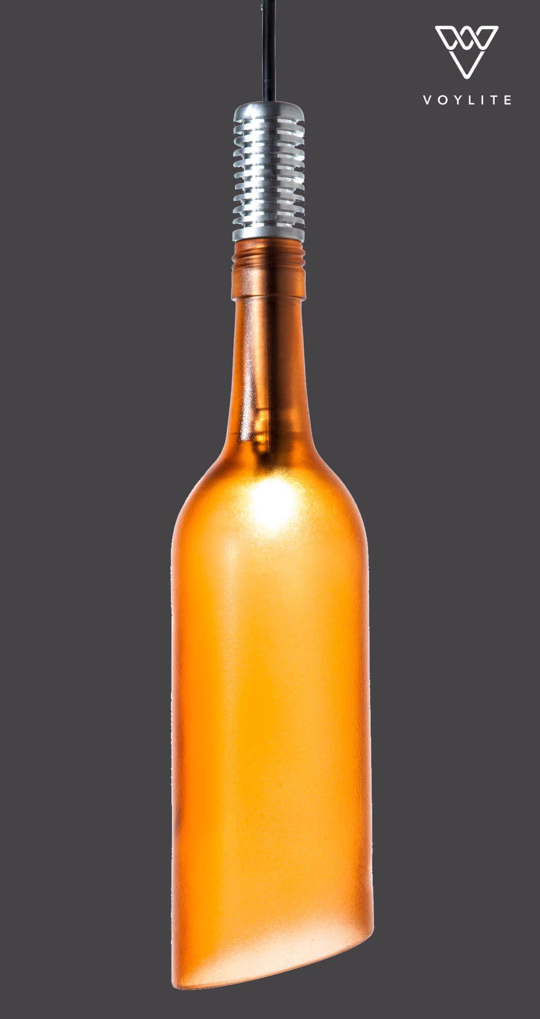 Grappa Orange 3W Pendant