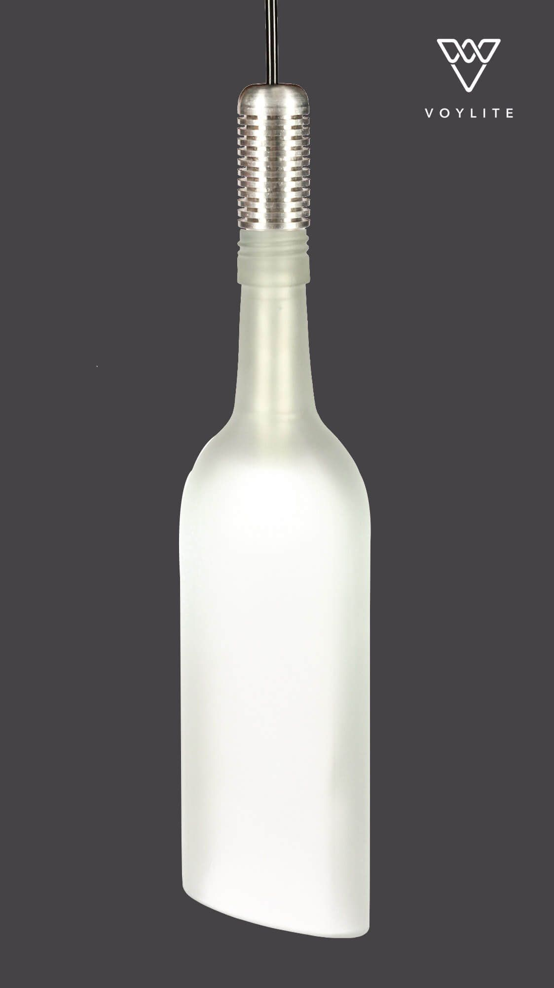 Grappa White 3W Pendant