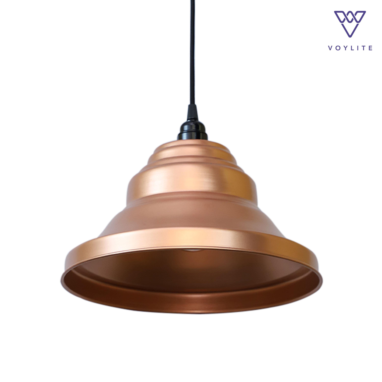 Rim Cap Copper Pendant