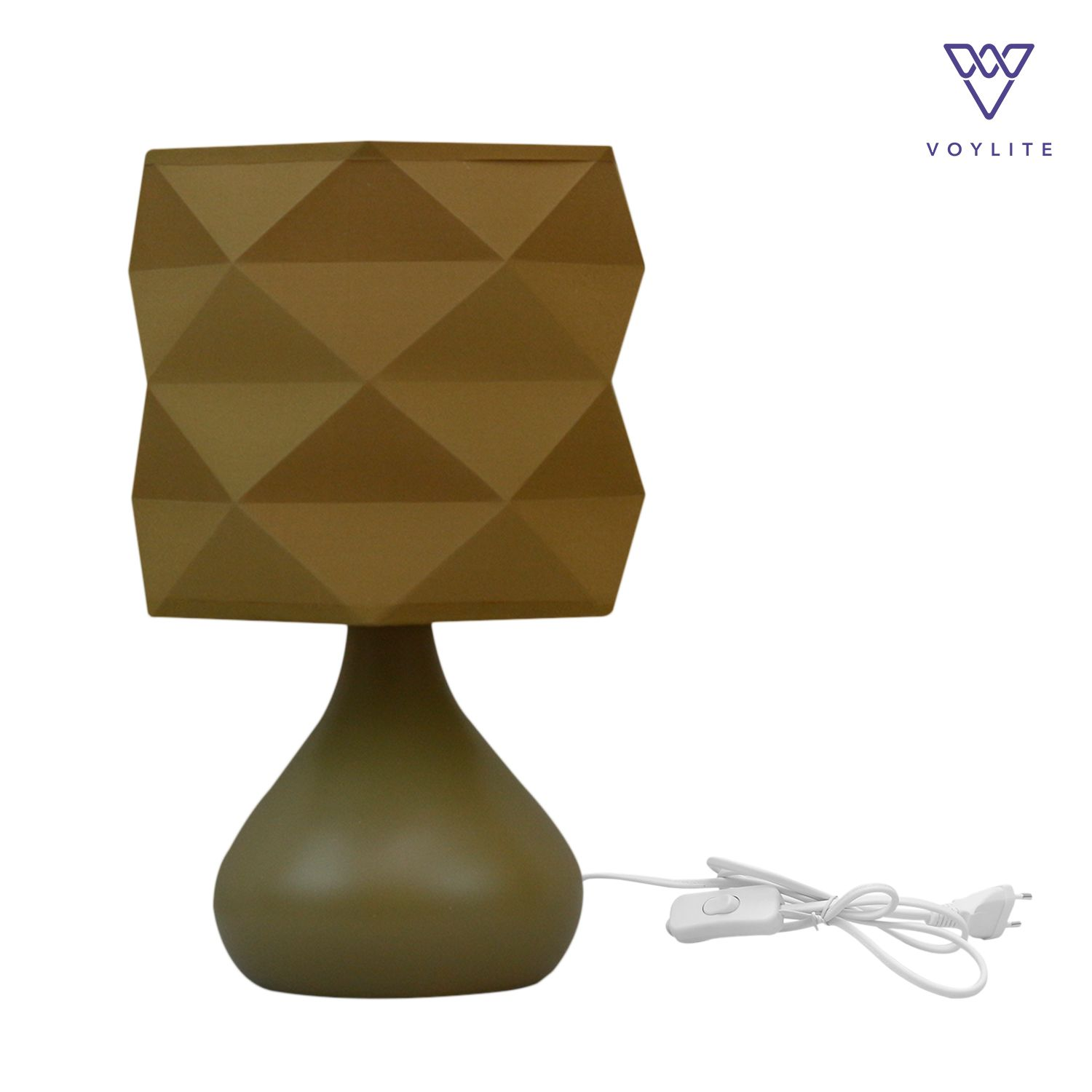 Soltar Brown Table Lamp