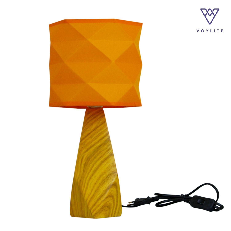 Akira Orange Table Lamp