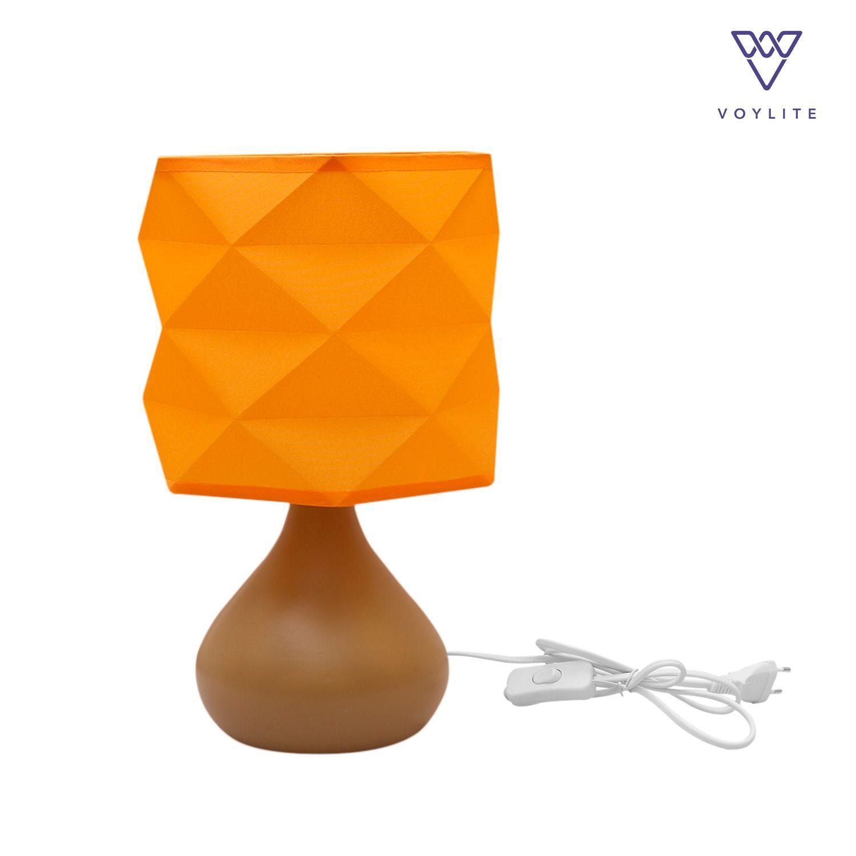 Soltar Orange Table Lamp
