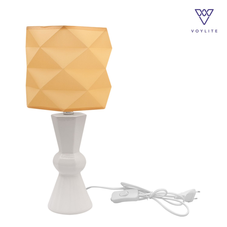 Tomoko Off-White Table Lamp