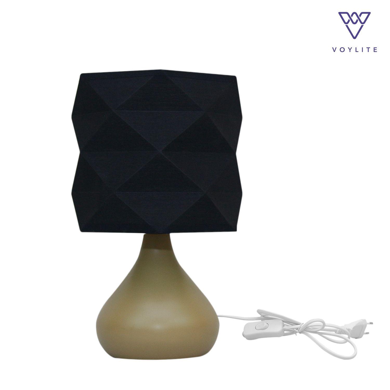 Soltar Black Table Lamp