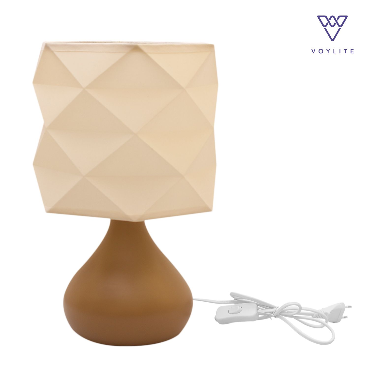 Soltar Off-White Table Lamp