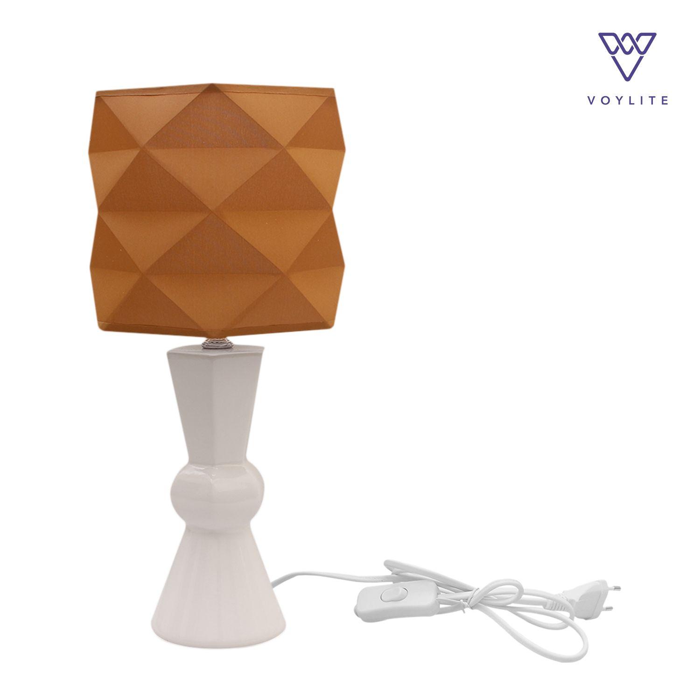 Tomoko Brown Table Lamp