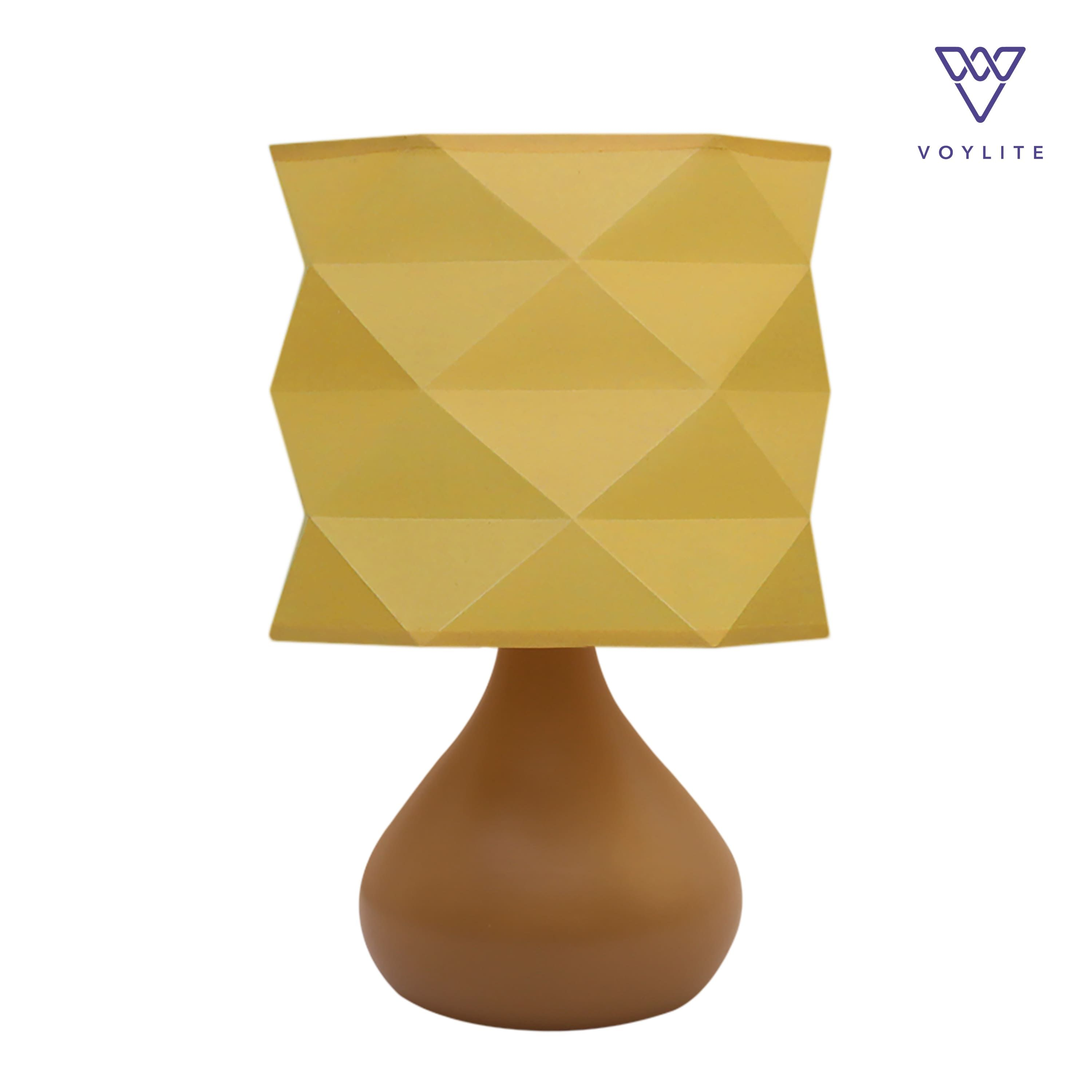 Soltar Yellow Table Lamp