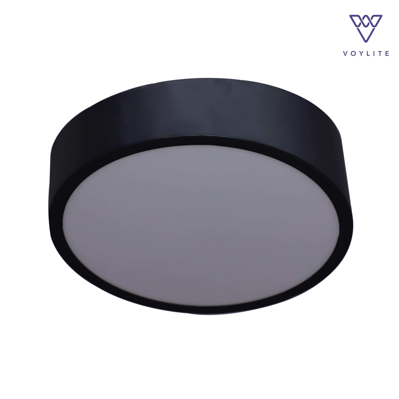 Cirkel Black Ceiling Light