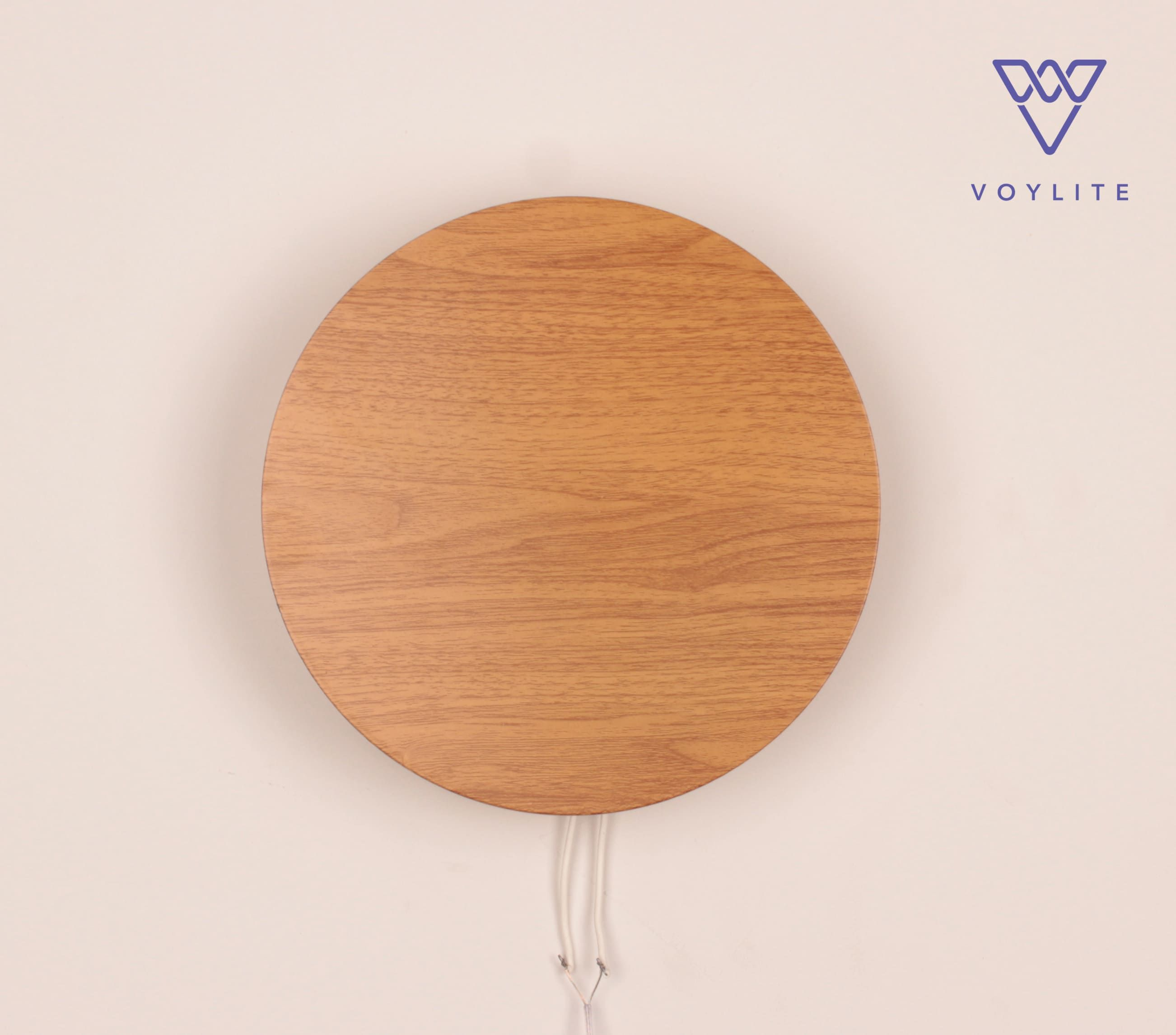 Ellipos Wooden Wall Light