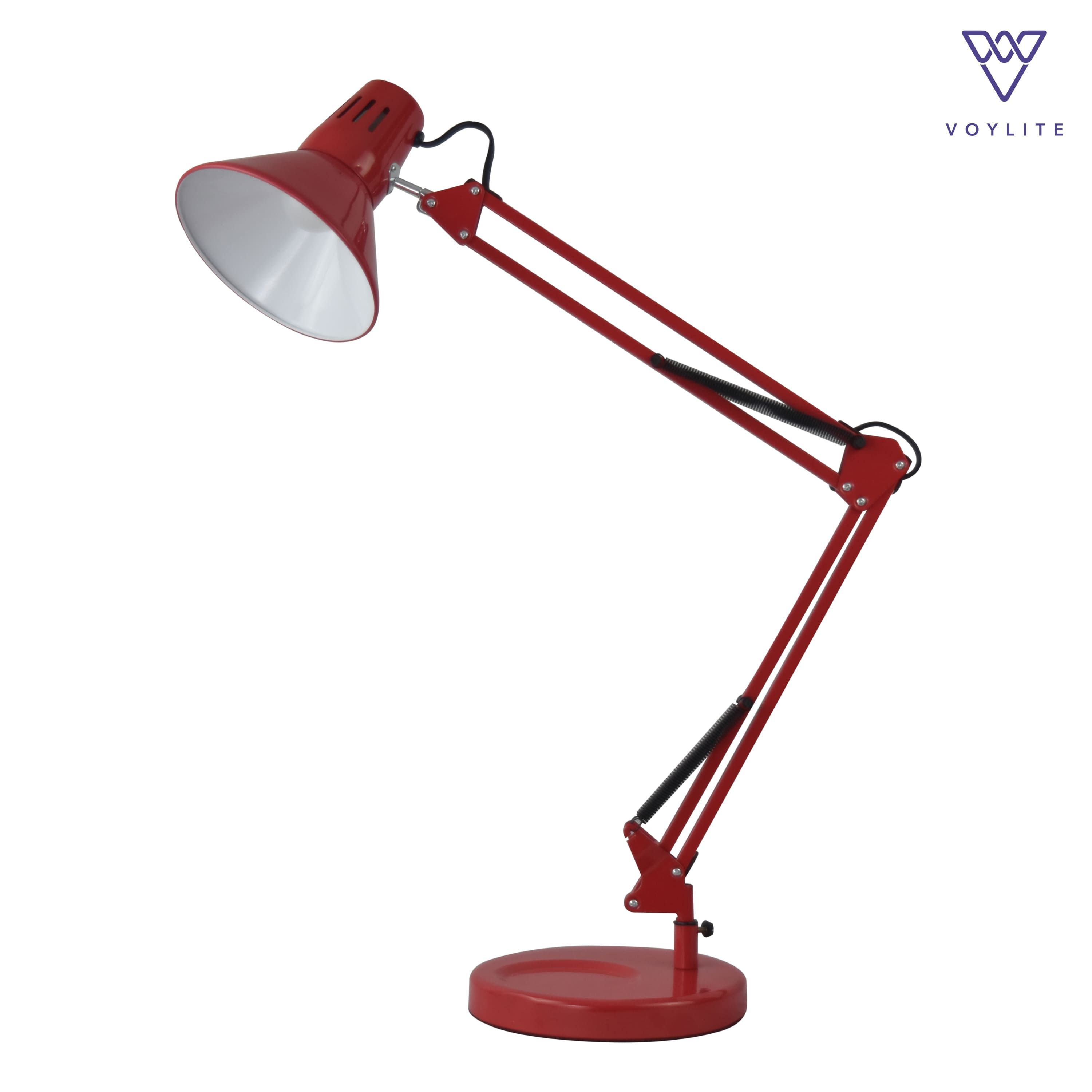 Buro Red Table Lamp