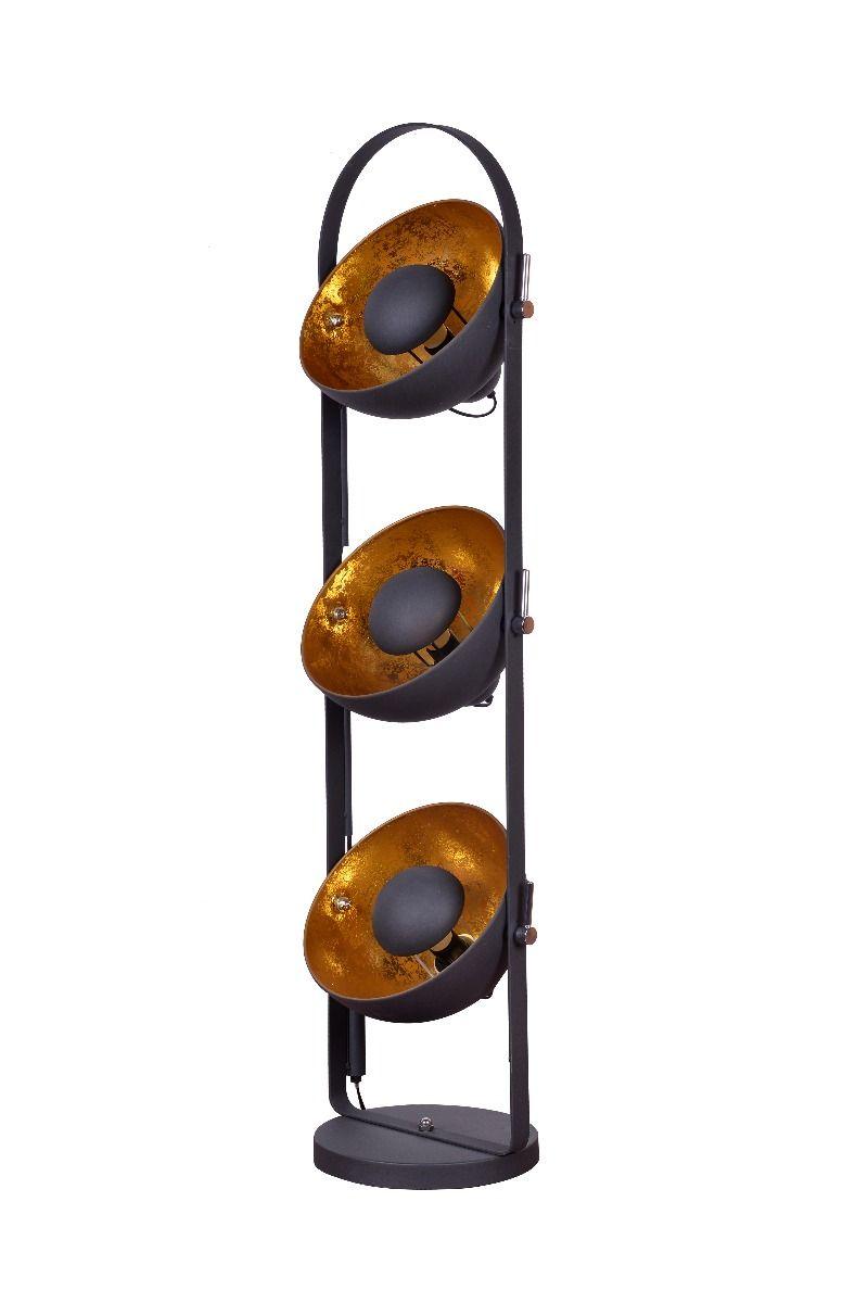 Tri Globo Floor Lamp