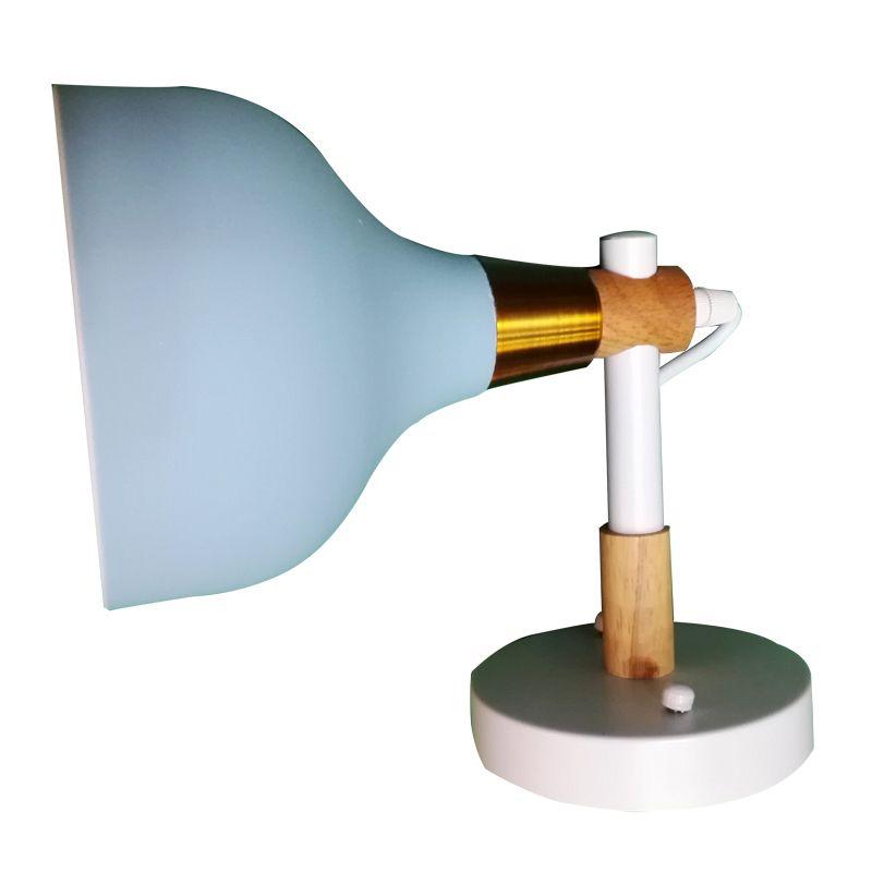 Oswego Blue Wall Lamp