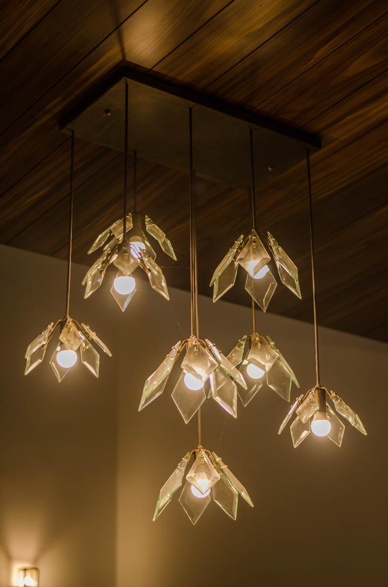 Magnolia Cluster Ceiling Light