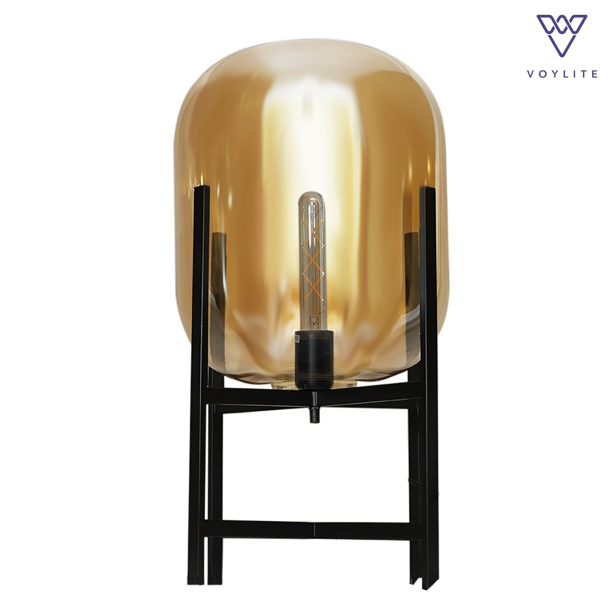 Zuzi Amber Table Lamp