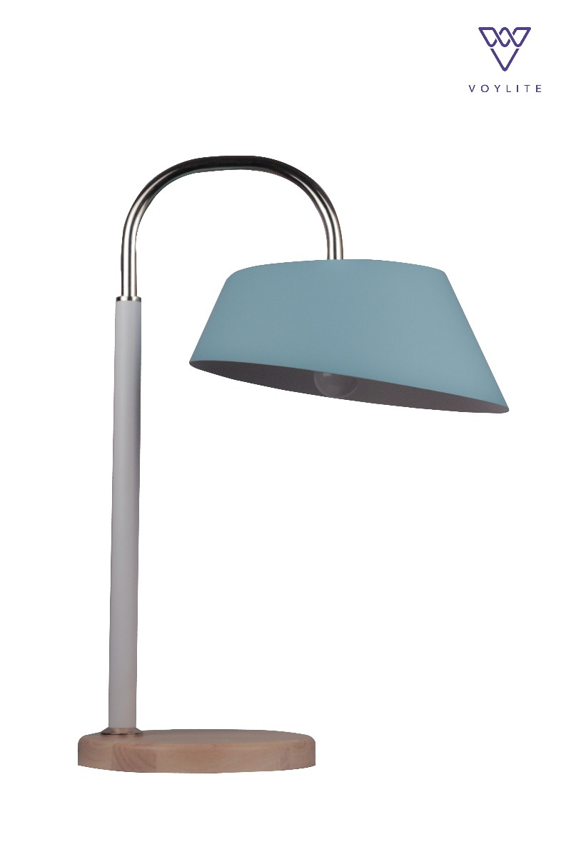Vienna Blue Table Lamp