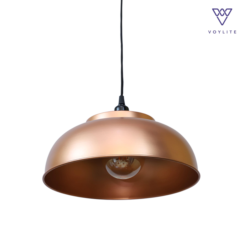 Rim Copper Pendant