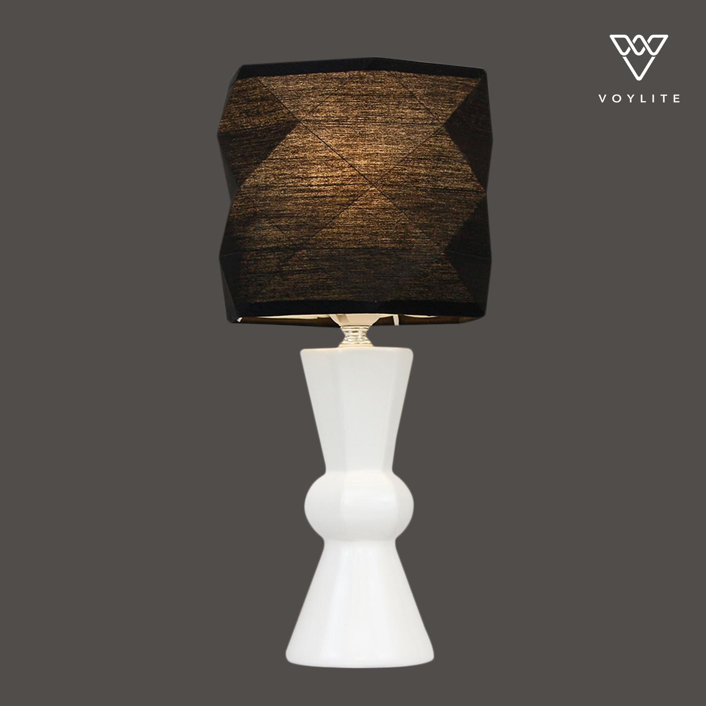 Tomoko Black Table Lamp