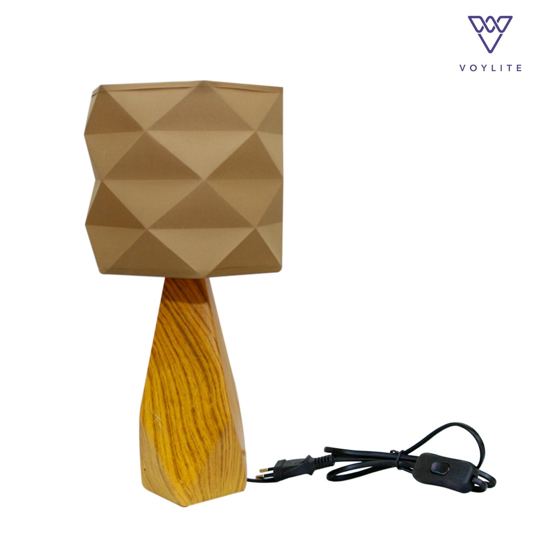 Akira Brown Table Lamp