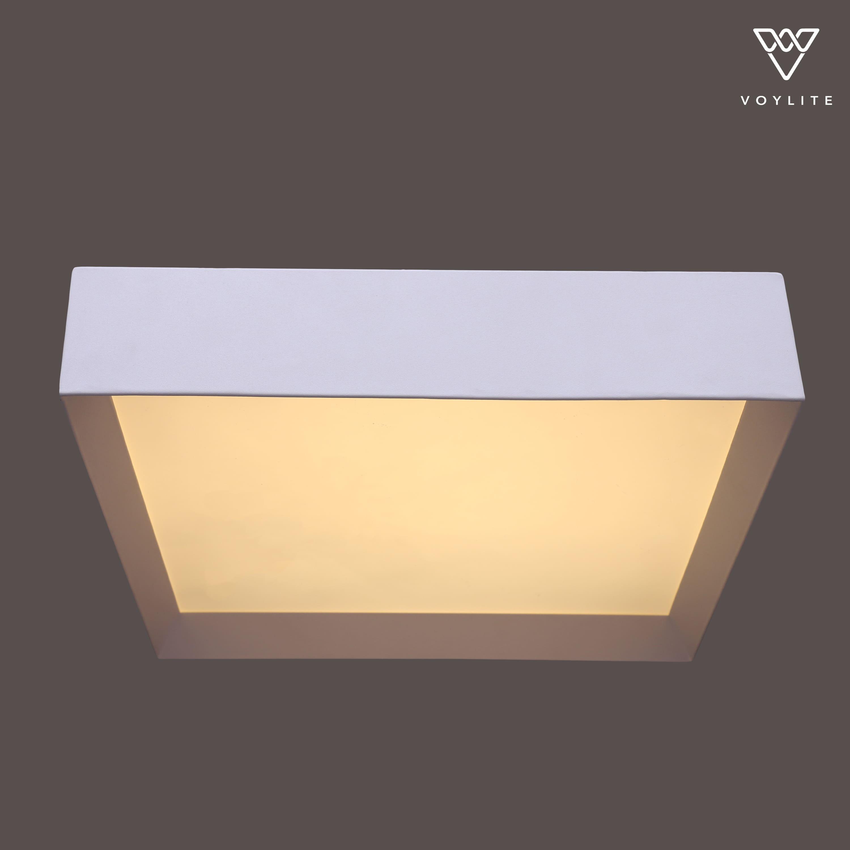 Noite White Ceiling Light