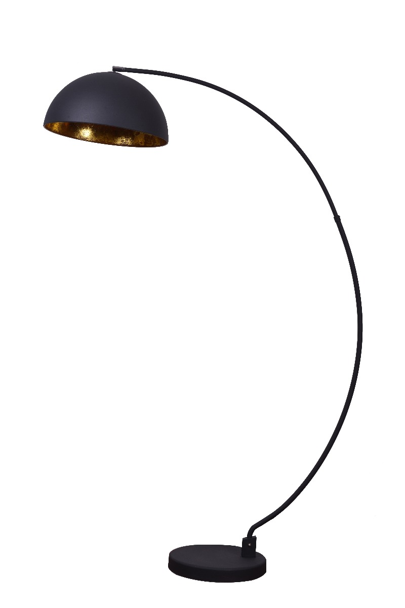 Crescent Floor Lamp