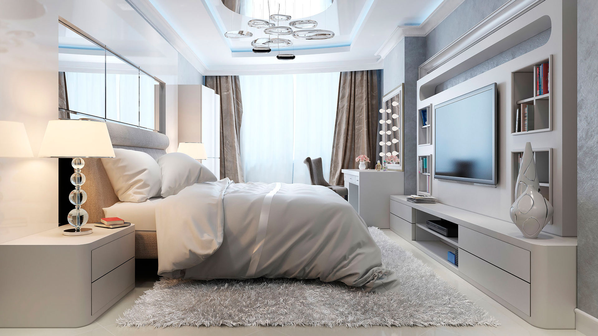 5 Tips To Light Up Your Bedroom