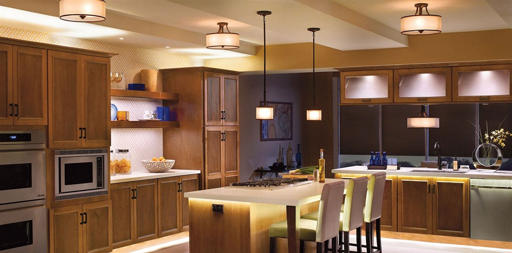 Lighting tips for your kitchen